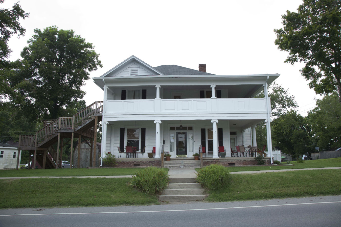FRC Exterior Front
